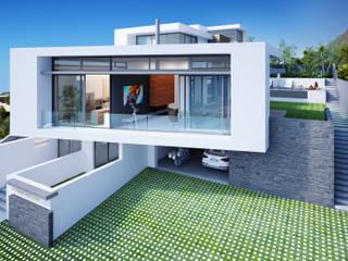 by Green Evolution Architecture Modern