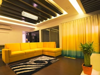 Luxury Interior Design Services: asian  by Wood Works Club Pune,Asian