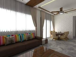 Luxury Interior Design Services: minimalist  by Wood Works Club Pune,Minimalist