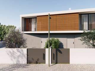 2URBA por Jah Building Solutions Moderno