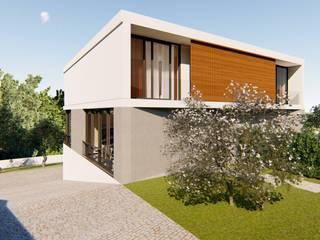 2URBA Casas modernas por Jah Building Solutions Moderno