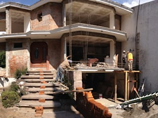 REMODELACION CASA-HABITACION de De la Vega arquitectura