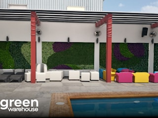 di Green Warehouse Moderno