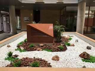 Arquitectura Vegetal SL 庭院