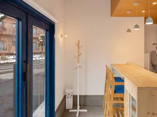 富谷洋介建築設計 Modern style kitchen
