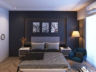 Bedroom Ask Design and Build Modern style bedroom