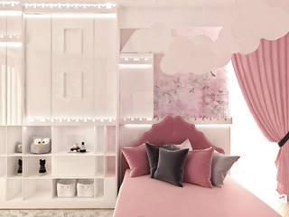 ARTDESIGN architektura wnętrz Habitaciones de niñas