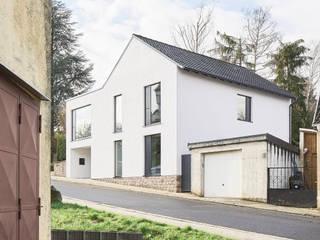 Steffen Wurster Freier Architekt Minimalist houses White