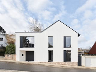 Steffen Wurster Freier Architekt Single family home White