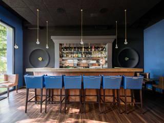 Auslese Bar Moderne Bars & Clubs von Steffen Wurster Freier Architekt Modern