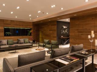 Concepto Taller de Arquitectura Living room