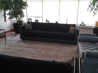 Sala Compuesta con Diván de ACY Diseños & Muebles Moderno