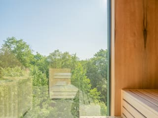 Steffen Wurster Freier Architekt Hôtels modernes Bois massif Beige