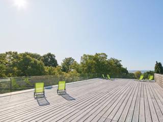 Steffen Wurster Freier Architekt Modern hotels Solid Wood Beige