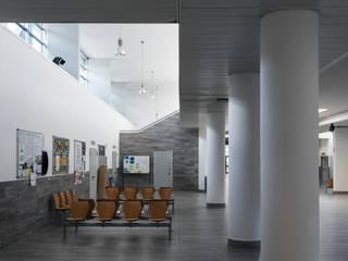 ห้องโถงทางเดินและบันไดสมัยใหม่ โดย Gianluca D'Elia โมเดิร์น