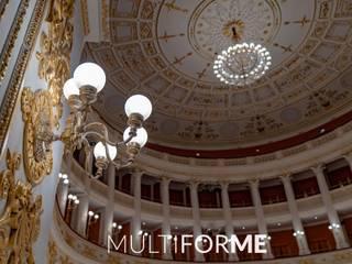 Lampade artigianali Sedi per eventi in stile classico di MULTIFORME® lighting Classico