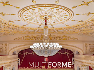 Galli Theater, Rimini by MULTIFORME® lighting Classic