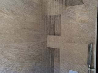 CLARE studio di architettura Baños de estilo moderno