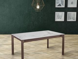 Mercury Table por Tábula Minimalista