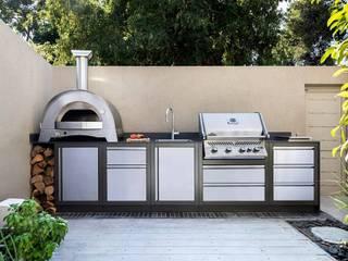Cucina da Esterno di Alfa Forni Moderno
