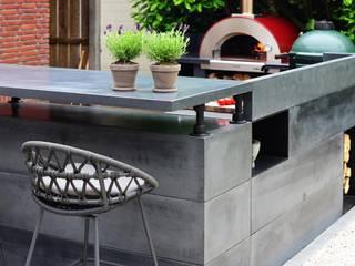 Cucina Esterna Cucina moderna di Alfa Forni Moderno