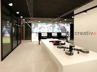 Oficinas corporativas de Creativo 84 Industrial