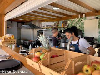 Modern gastronomy by NavarrOlivier Modern
