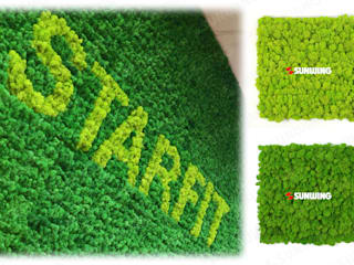 Artificial Plants for Decoration by SUNWING GREEN