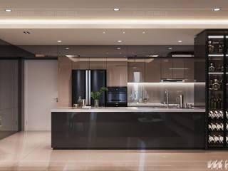 Cocinas modernas de ICON INTERIOR Moderno