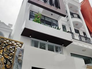 Kiểu nhà ống 2 tầng đẹp nhất năm 2019: Châu Á  by Công ty TNHH kiến trúc xây dựng nội thất An Phú, Châu Á