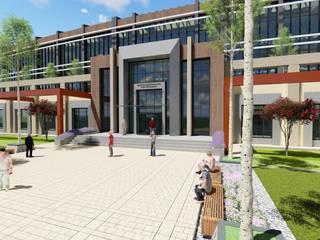 Bartın Üniversitesi Kütüphane Binası Modern Evler Sönmez Mimarlık Modern