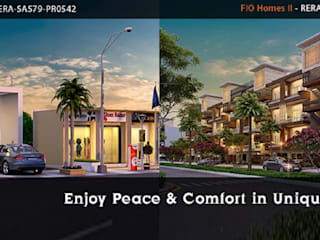 Residential Property for Sale in Zirakpur, Punjab by FIO Homes