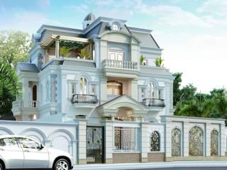 Tổng hợp mẫu nhà phố được yêu thích nhất năm 2019 bởi Công ty TNHH kiến trúc xây dựng nội thất An Phú