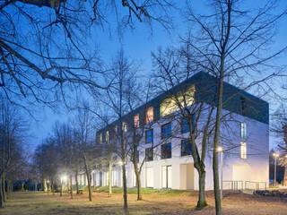 Steffen Wurster Freier Architekt Hôtels modernes