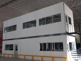 Modern office buildings by Prama tablaroca y acabados Modern