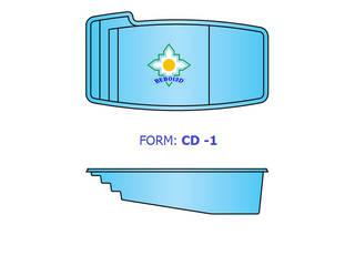 Thiết kế - Mẫu Cổ điển - Form: CD -1 bởi công ty cổ phần kỹ thuật minh hậu