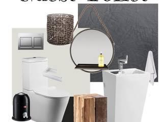 Bathroom Designs: minimalist  by WithEdge Interiors, Minimalist