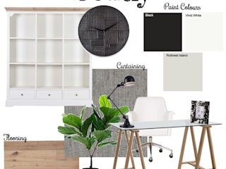Study Designs: minimalist  by WithEdge Interiors, Minimalist