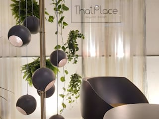 SET Floor Lamp por That Place Moderno