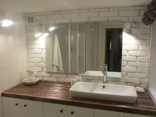 Mediterranean style bathroom by Antik-Stein Mediterranean