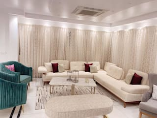 Malcha Marg Interior designers ideas by Avyaya Design Studio