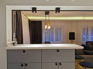 Modern Living Room by LIA Mimarlik İcmimarlik Modern