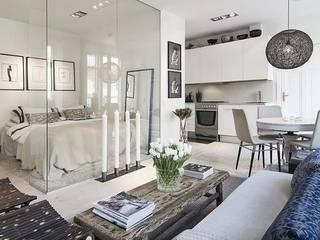 Orel Andre Scandinavian style living room