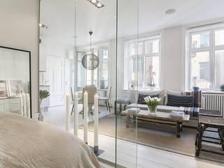 Orel Andre Dormitorios de estilo escandinavo