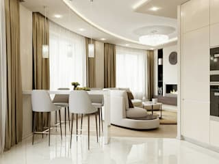 Orel Andre Classic style living room