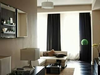 Orel Andre Ingresso, Corridoio & Scale in stile minimalista