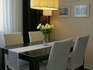 Orel Andre Minimalist dining room