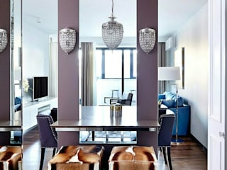 Orel Andre Eclectic style dining room