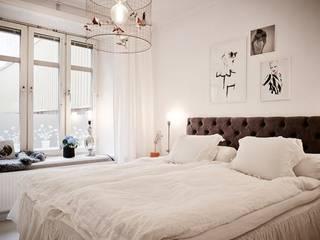 Orel Andre Camera da letto in stile scandinavo