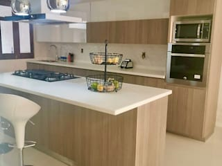 La Central Cocinas Integrales S.A de C.V KitchenStorage
